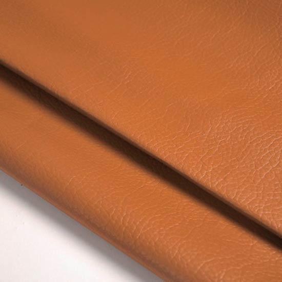 Кожзам для кукольных ботиночек - коричневый, 25*23 см
